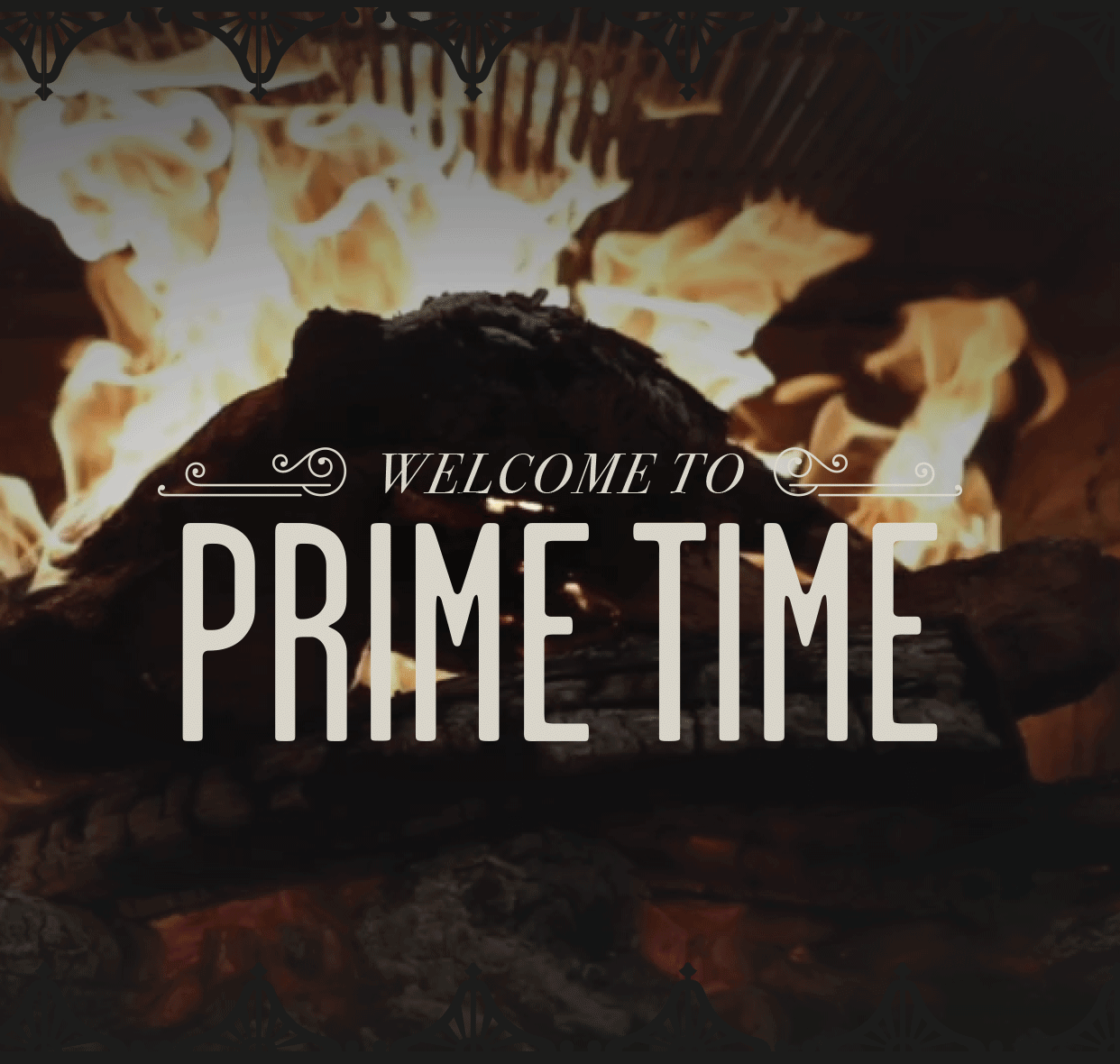 mobile prime time fire logs